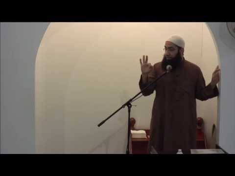 Brother Muhammad Elshinawy - Jummah on 5/30/14
