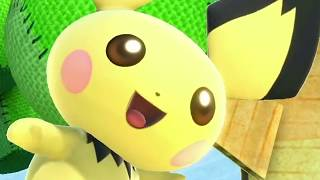 Super Smash Bros. Ultimate - Pichu Analysis, Speculation & Wishes