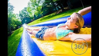 This Is Camp For Adults (360 Video)