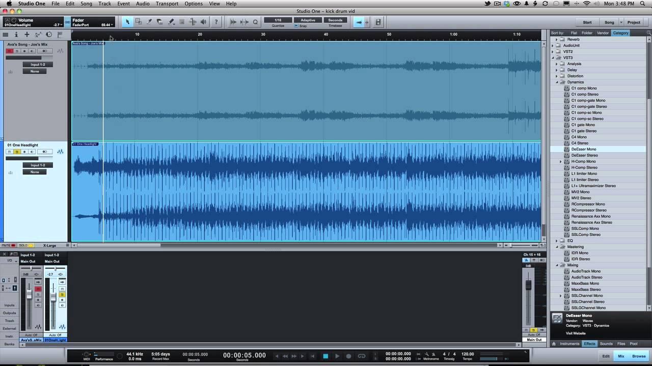 Recording - Magazine cover