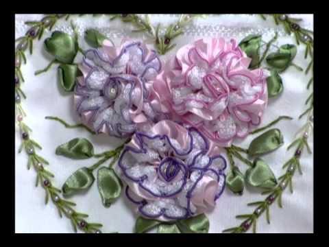 MULHER.COM 19/10/2012 VALERIA SOARES - BORDADO DE CRAVO EM PASSAMANARIA E FITA _02