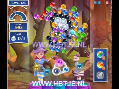 Bubble Witch Saga 2 level 123