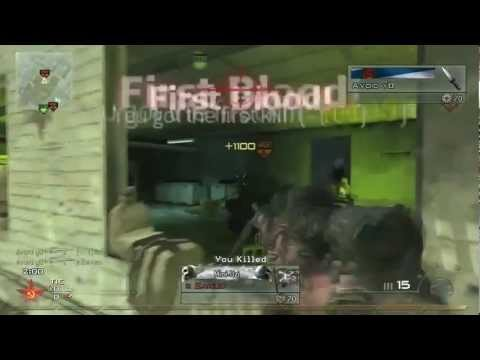 Modern warfare 2  - Sick Quad S&D Feed Killcam