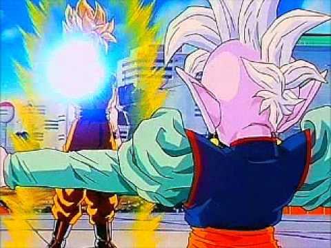 Vegeta Ssj 9 Goku - Supreme Kai fac...