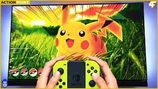 Pokemon Switch is the MOST IMPORTANT Game Since Pokemon Red & Blue