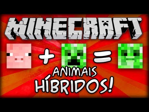 Hình ảnh trong video [MINECRAFT MOD] Animais Híbridos! - The Weird