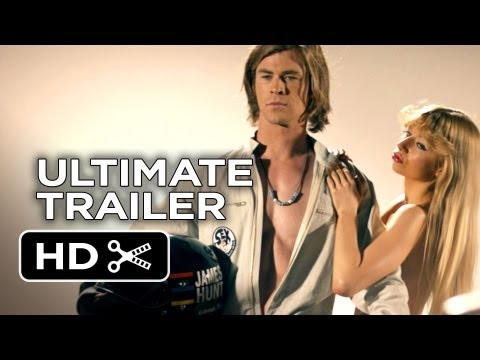 Rush Ultimate Adrenaline Trailer (2013) - Chris Hemsworth Movie HD