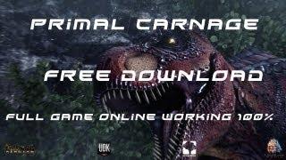 Primal Carnage Download !UPDATED! V1.3.0 April 17,2014