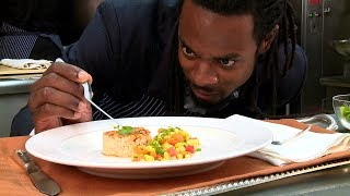 Let's Cook! With Richard Sherman And The Seattle Seahawks