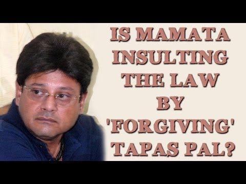 TMC completely washes its hands off the Tapas Pal issue
