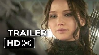 The Hunger Games: Mockingjay Part 1 Official Trailer #1