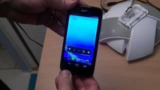 Problème Sur Smartphone ACER Liquid Galland E350