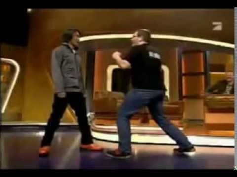 Kungfu thực tế của Châu Tinh Trì là như thế này