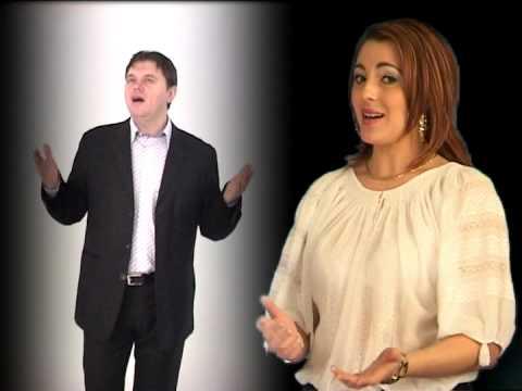 Puiu Codreanu si Angela Rusu - Sunt Plecat (Official Video)