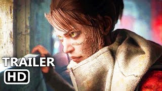 MUTANT YEAR ZERO Official Trailer (2018)