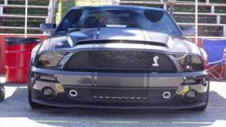 Shelby Gt500 Vs Dodge Viper Srt 10