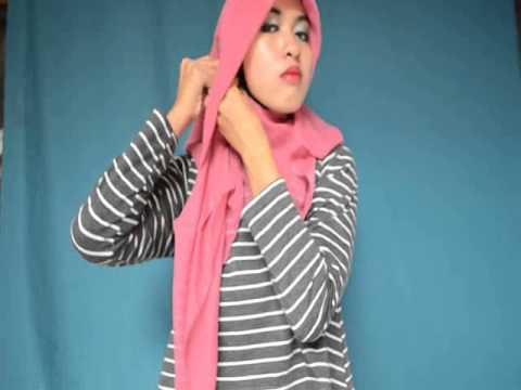 hijab paris tutorial -3PzSn2wri5g