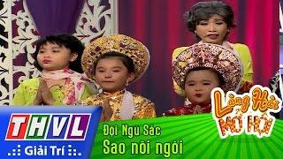 THVL | Làng hài mở hội - Tập 26: Sao nối ngôi - Đội Ngũ Sắc