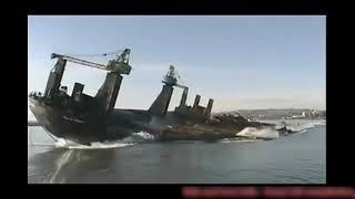Accidentes de barcos