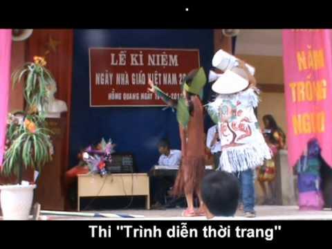 Bài hát : Người giáo viên nhân dân (20-11-2012)