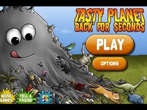 Скачать о на андроид игру tasty planet