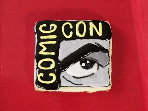 COMICCON Cookies - QNB CCM13