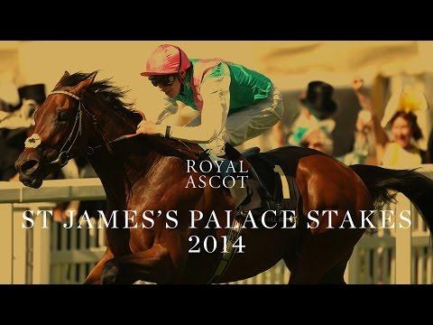 Vidéo de la course PMU ST JAMES'S PALACE STAKES