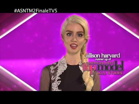 Asia's Next Top Model Cycle 2: Finale Allison Harvard invite