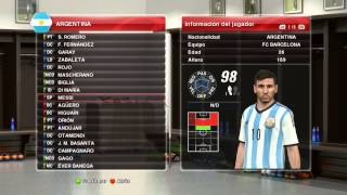 PES 2013 PESEDIT 11.0 PATCH 2017 TUTORIAL REVIEW - VIDEOS DE PESEDIT ...