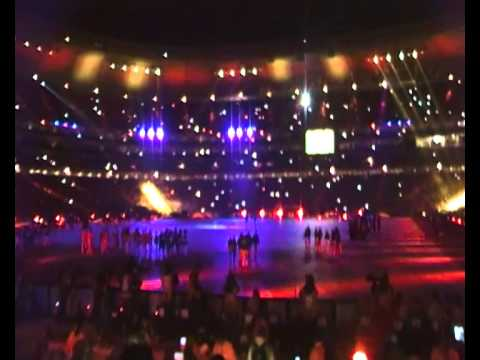 FIFA WORLD CUP 2010: Closing Ceremony (LIVE from Soccer Stadium) 11.07.2010