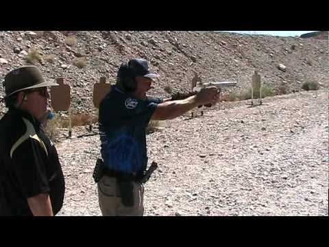 USPSA 2010 Open Champion Jerry Miculek