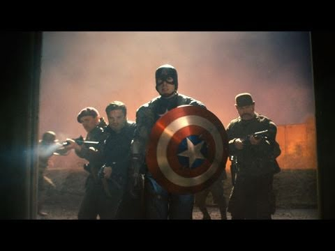 'Captain America: The First Avenger' Super Bowl Spot