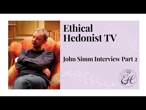 John Simm Interview Part 2 | Mad Dogs | Music | Theatre | Ethical-Hedonist Exclusive