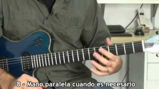 consejos para mejorar tu técnica en la Guitarra