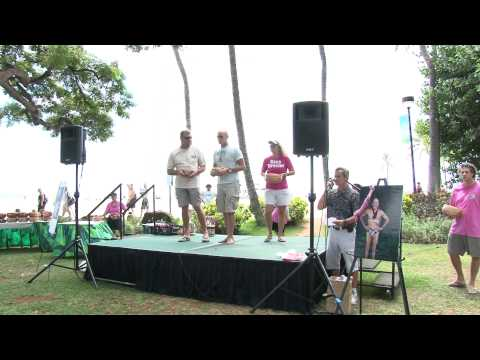 AWARDS MALE AGE GROUP  50yrs to 54yrs  2011 Waikiki Rough Water Swim