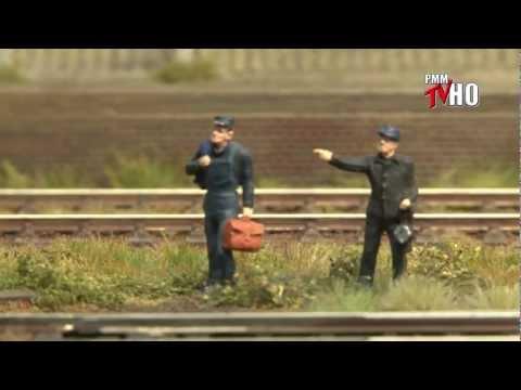 Modell-Hobby-Spiel Leipzig 2012 - Najładniejsze makiety kolejowe