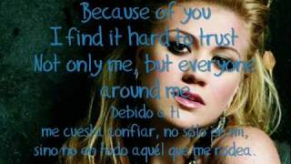 Because Of You Kelly Clarkson [Subtitulos: Español