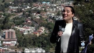 SBT VTV - Teleférico é um dos pontos mais altos de Serra Negra/SP