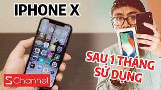 Tân Một Cú nói gì sau khi dùng iPhone X 1 tháng - Đánh giá chi tiết!