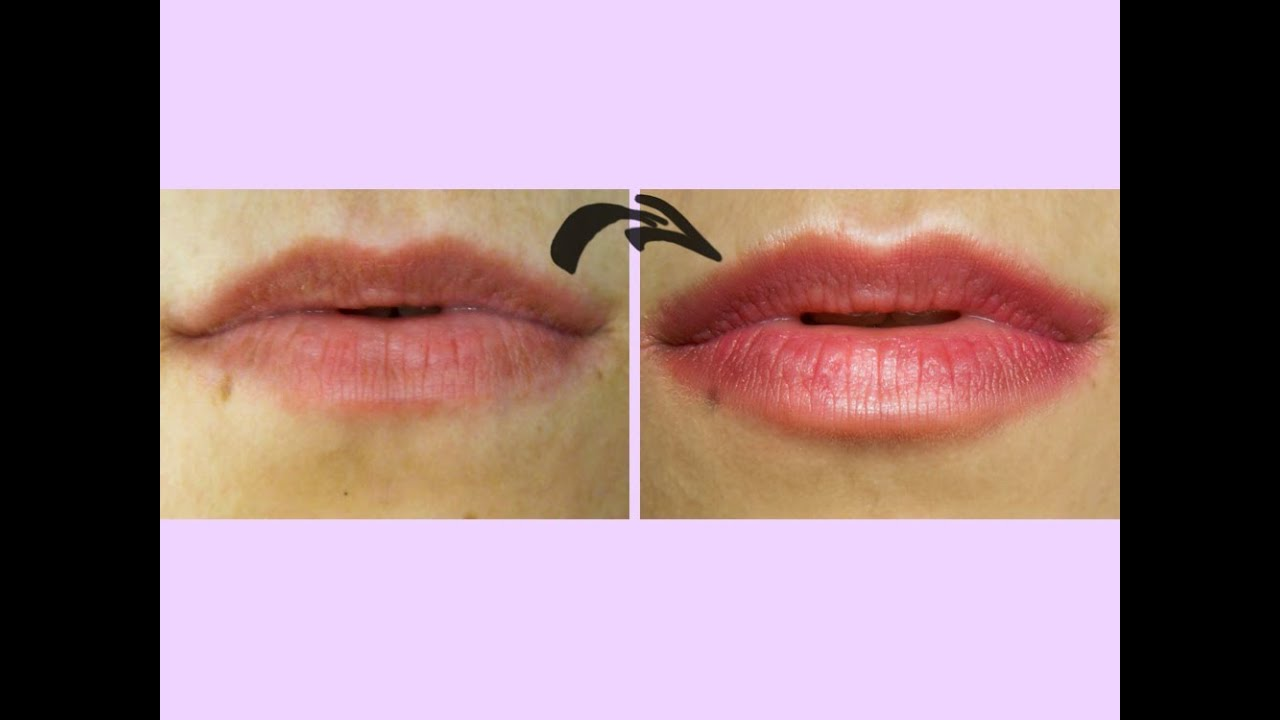 how to apply lipstick to make lips look bigger