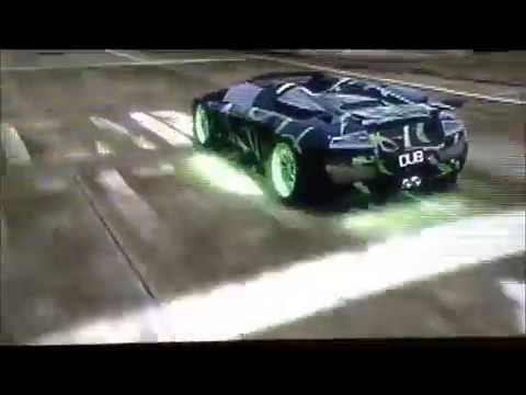 Midnight Club LA - R5 ft. 04 Lambo Murcielago