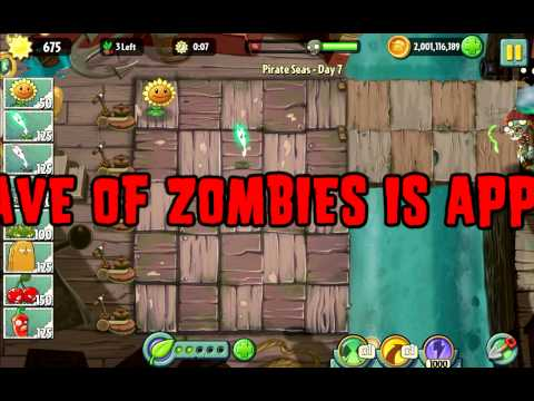 Plants vs Zombies 2 Android Unlimited Money #1