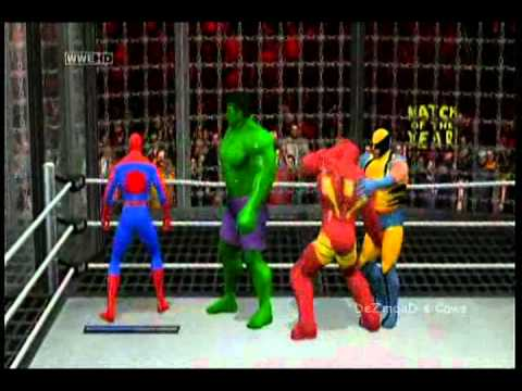 DeZmonD's Caws SVR11 - Marvel All Star Elimination Chamber, DeZmonD's Caws ---------------------------------------------------------------------- http://caws.ws/forum/topic/388465-dezmonds-marvel-dc-video-game-caws/ M...