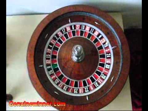 Roulette Spins in Slow Motion