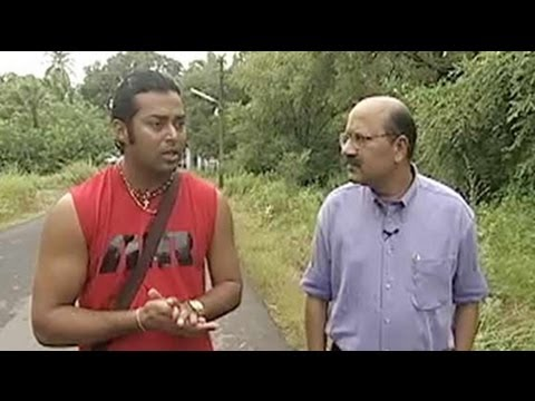 Walk the Talk with Leander Paes
