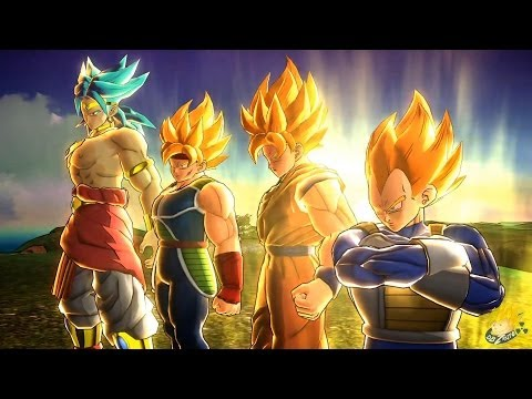 Dragon Ball Z: Battle of Z - | Noble Saiyan Blood | (Part 51)【FULL HD】