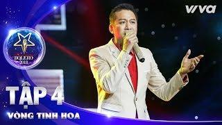 Yêu Dân Tộc Việt Nam - Bùi Quang Long | Thần Tượng Bolero 2018 | Tập 4 - Vòng Tinh Hoa