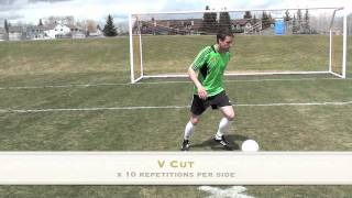 How To Improve Soccer Footwork Skills