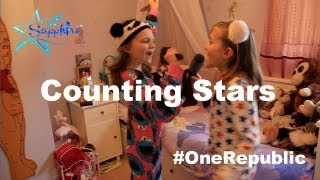 OneRepublic Counting Stars By 8 Year Old Skye & 10 Year