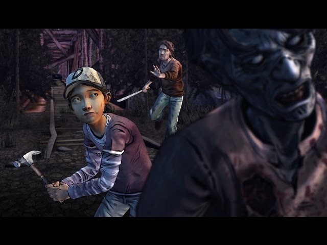 The Walking Dead: Season 2 - A Telltale Games Series - Episode 2: A House Divided - Full Trailer